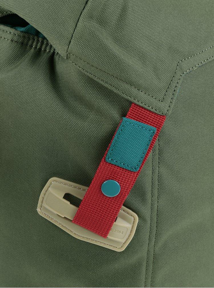 Zelený batoh na notebook Case Logic Larimer  22 l