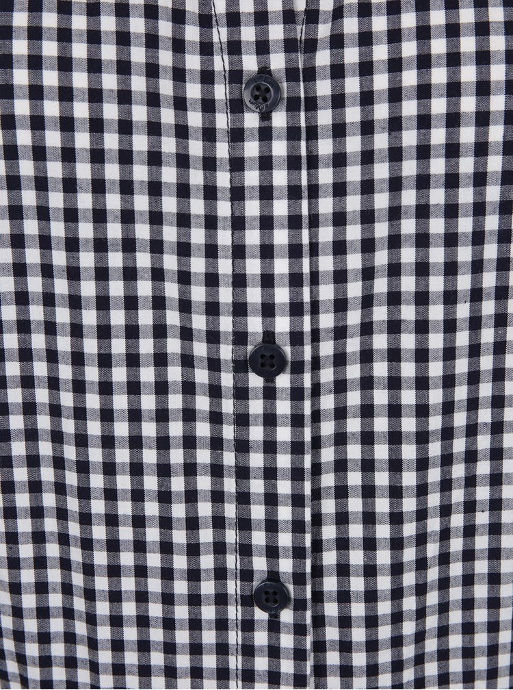 Rochie-cămașă midi în carouri s.Oliver