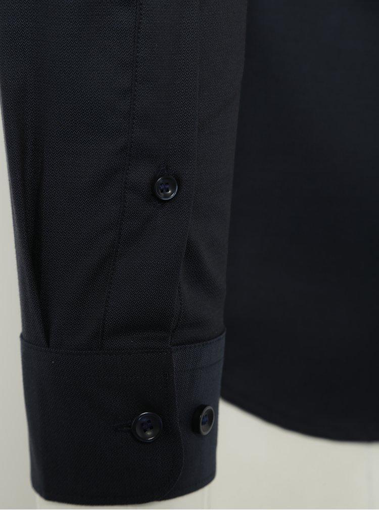 Tmavě modrá formální slim fit košile Selected Homme One Sel