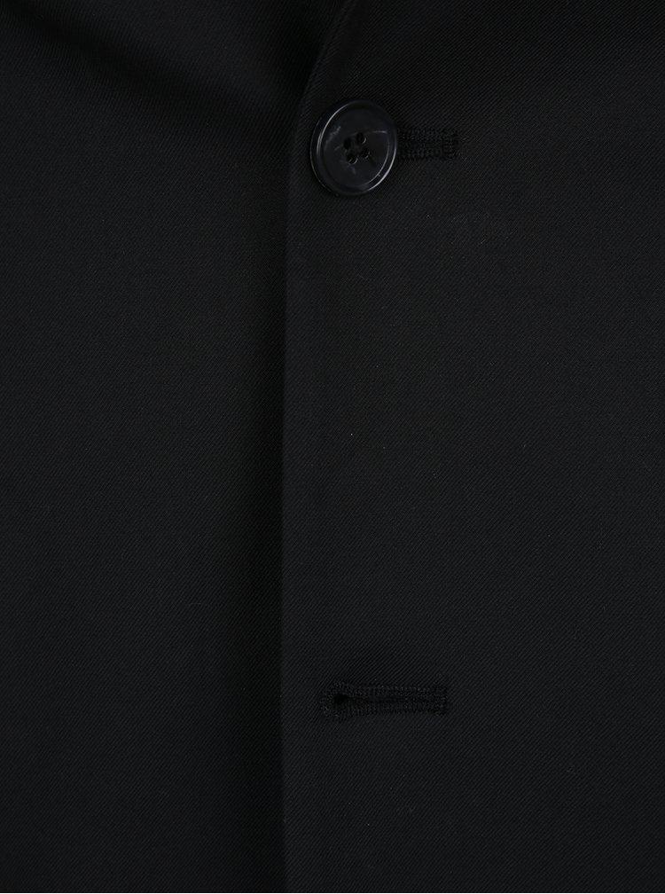 Černé pánské sako Jack & Jones Premium