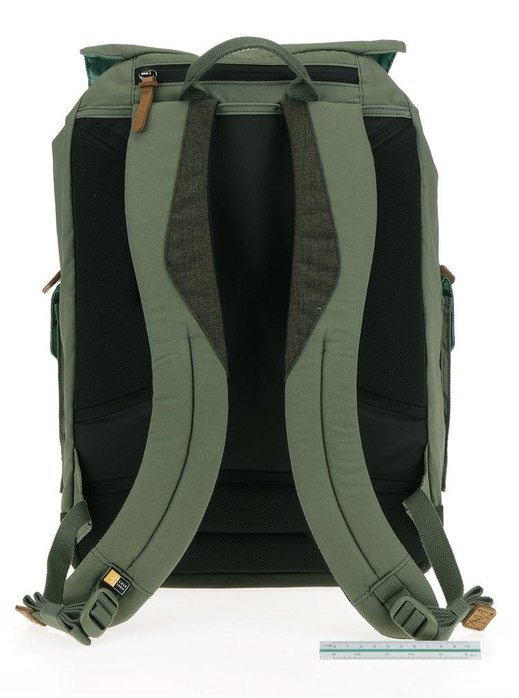 Zelený batoh Case Logic LoDo 23 l