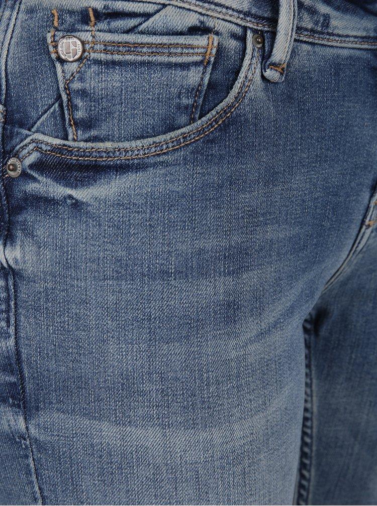Světle modré dámské slim fit džíny Garcia Jeans Riva