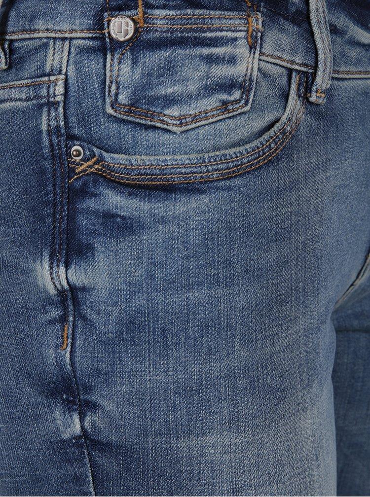 Modré dámské slim fit džíny Garcia Jeans Rachelle