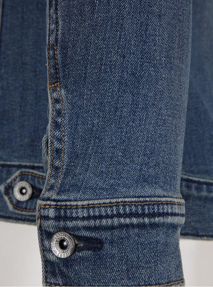 Modrá dámská džínová bunda Garcia Jeans Sofia