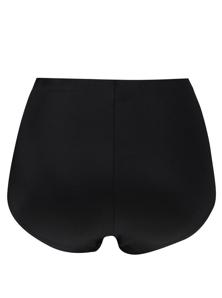 Sada dvou kalhotek v černé a béžové barvě M&Co