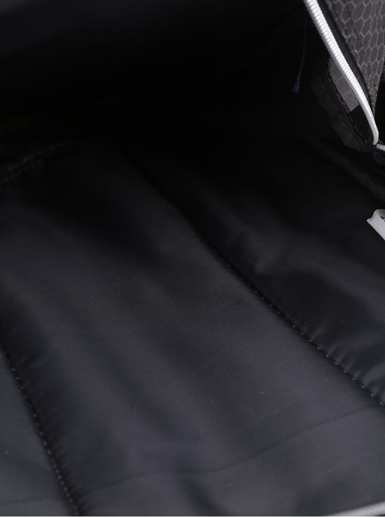 Rucsac negru cu print fotbal Freelander Striker