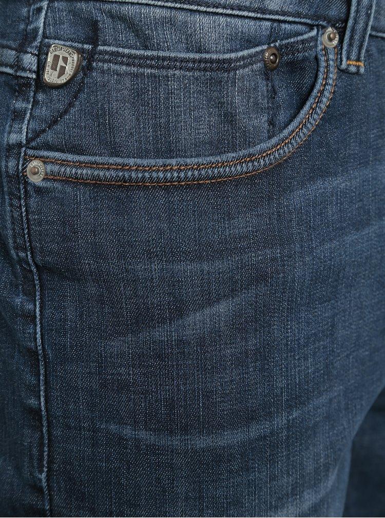 Blugi albastri cu croi skinny pentru barbati Garcia Jeans Femo