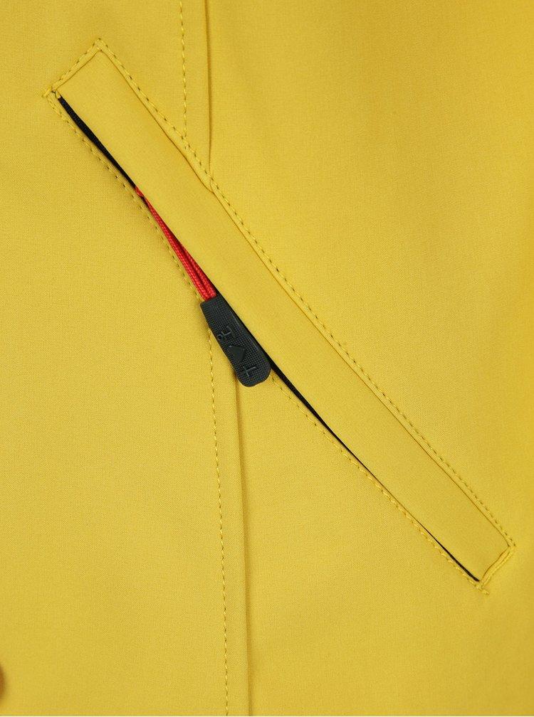 Žlutá nepromokavá bunda Blutsgeschwister