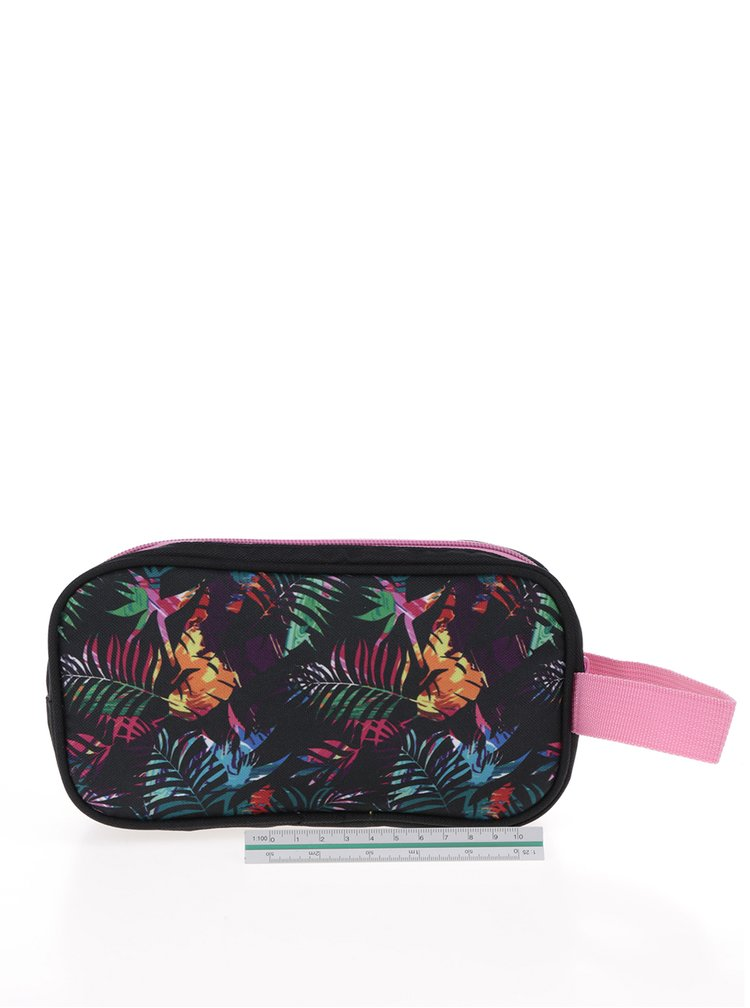 Penar cu print tropical Twin Compentment
