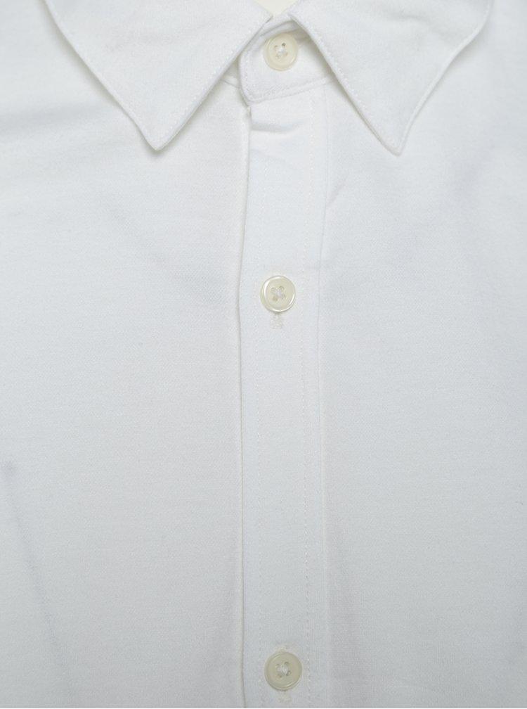 Cămașă alba slim fit Jack & Jones Premium Knit