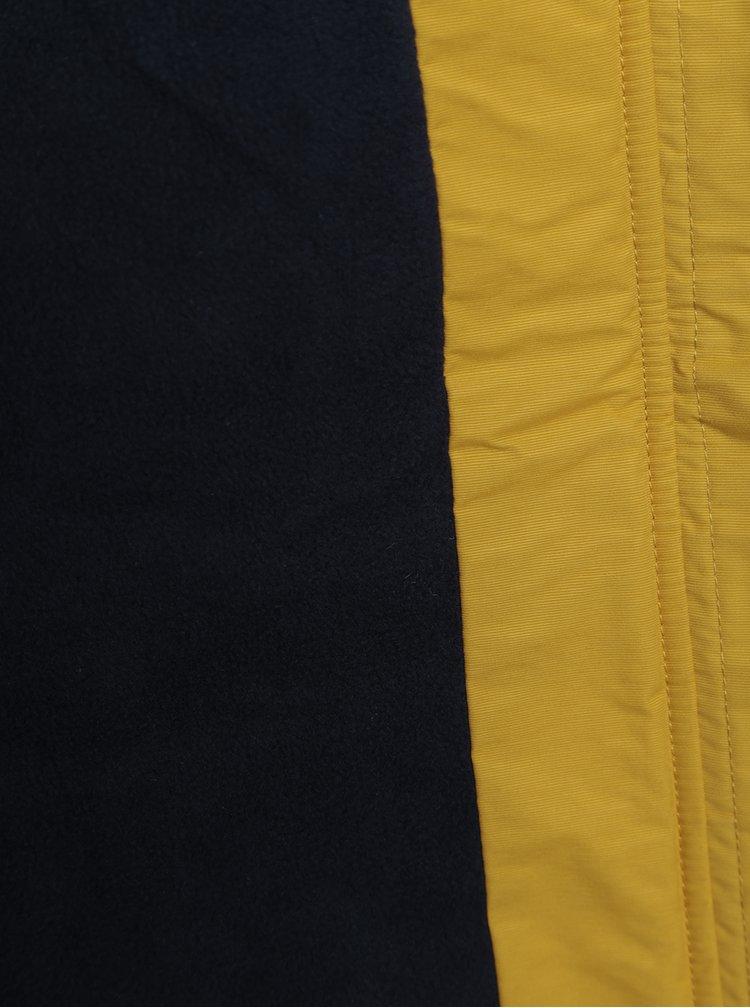 Jacheta galbena impermeabila pentru fete Tom Joule