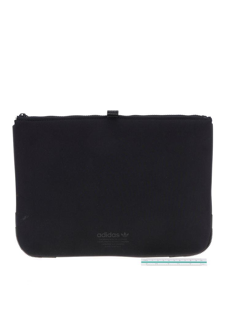 """Husa neagra pentru laptop - adidas Originals 13"""""""