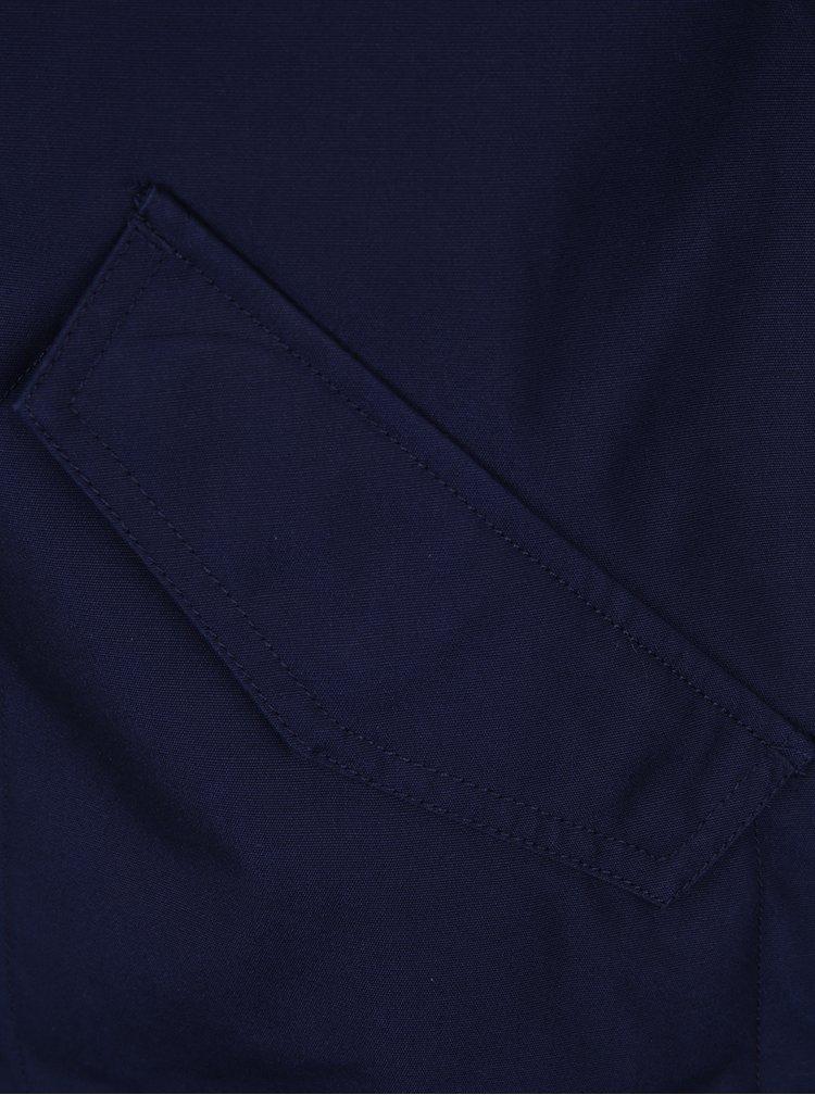 Jachetă impermeabilă bleumarin pentru femei Tom Joule