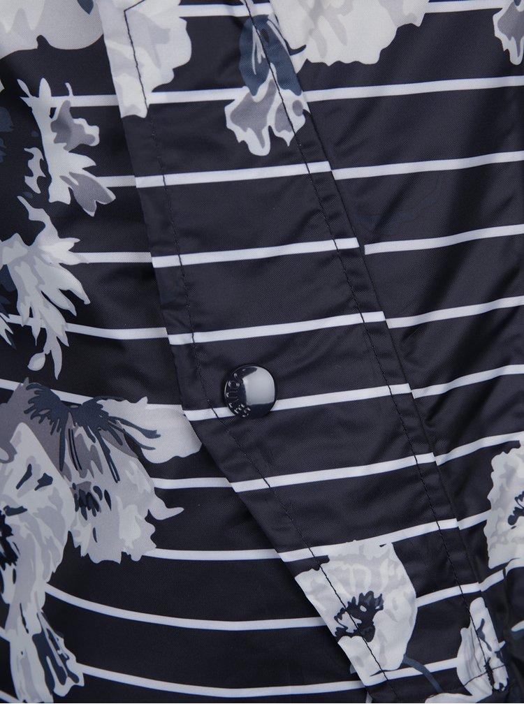 Tmavě modrá dámská pláštěnka Tom Joule