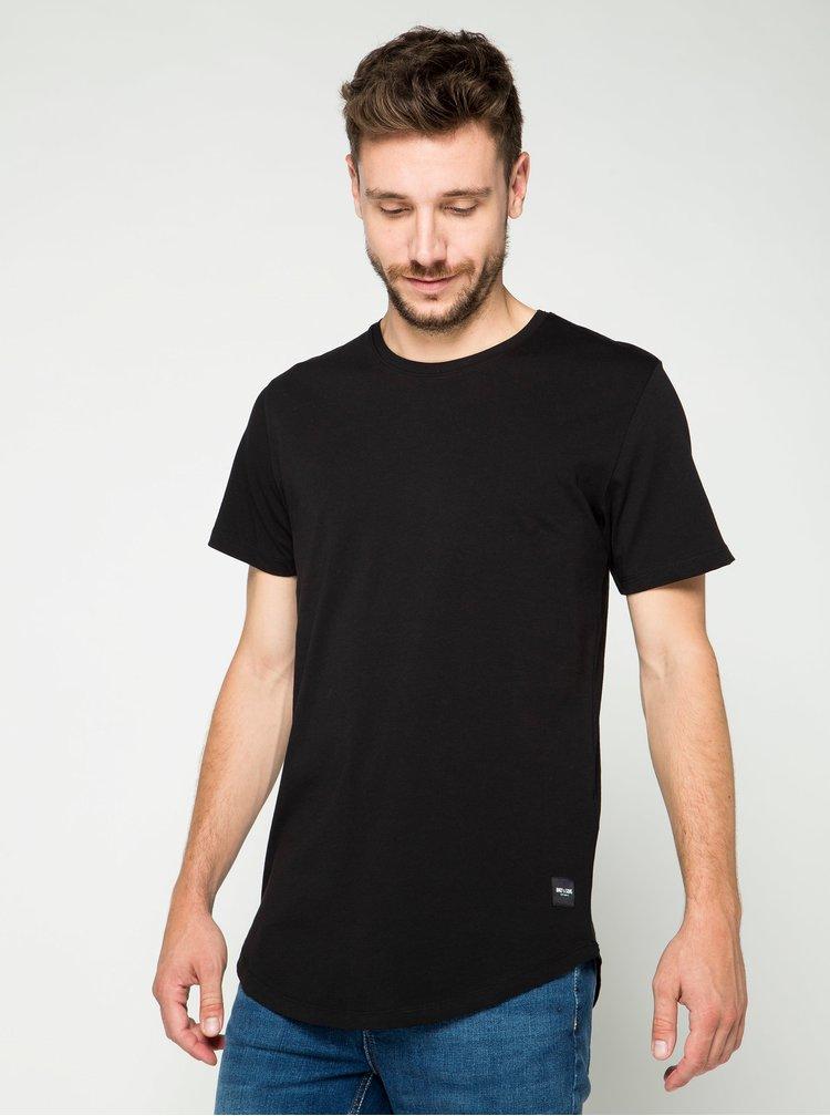 Černé basic tričko ONLY & SONS Matt