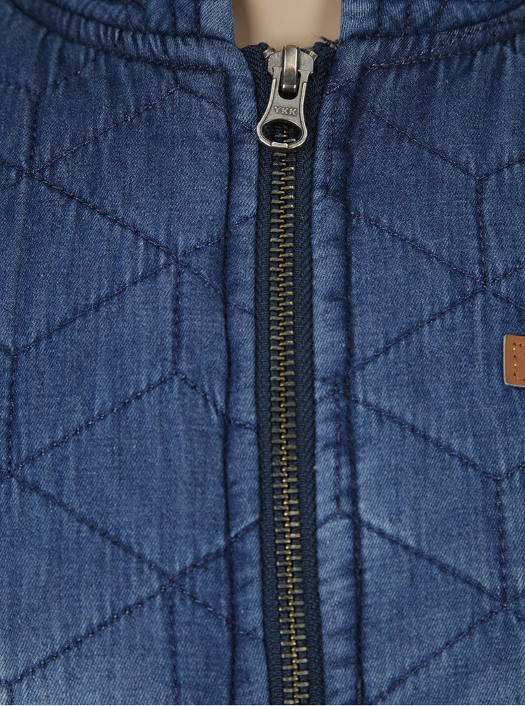 Modrý holčičí džínový kabát Lego Wear Jenny
