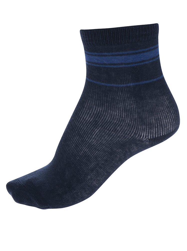 Sada třech párů klučičích ponožek v modré barvě Lego Wear Ayan