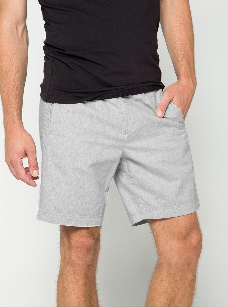 Pantaloni scurți chino gri deschis Burton Menswear London