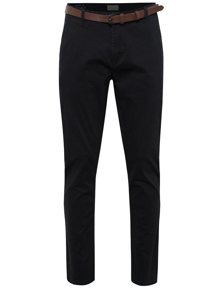 Pantaloni chino bleumarin - ONLY & SONS Tarp