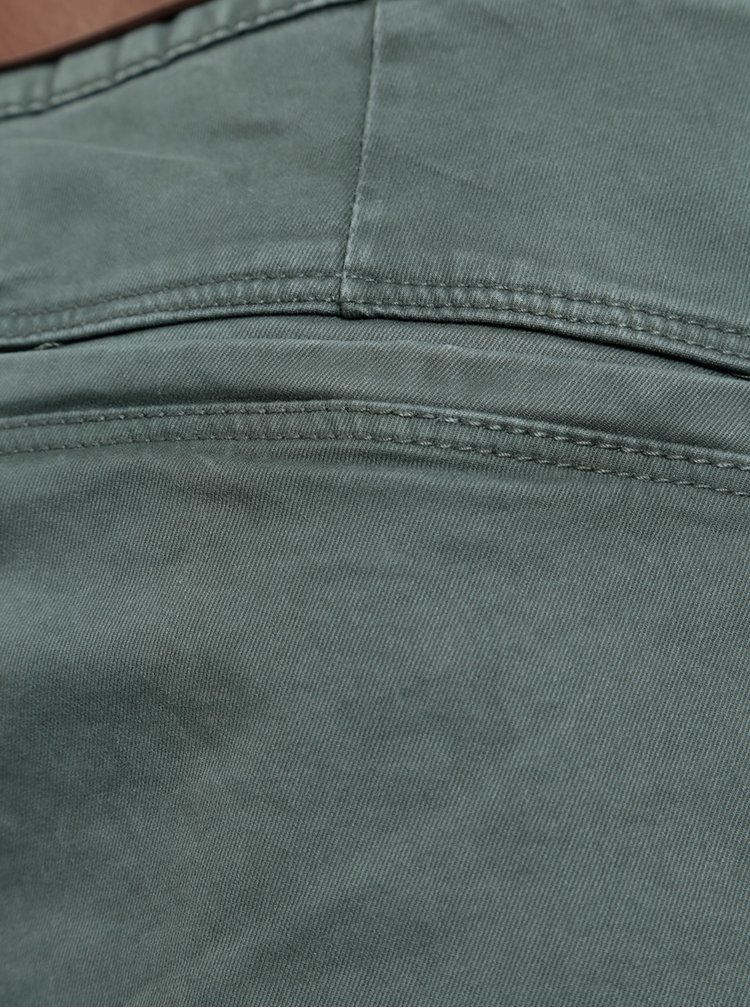 Pantaloni chino verzi  - ONLY & SONS Tarp