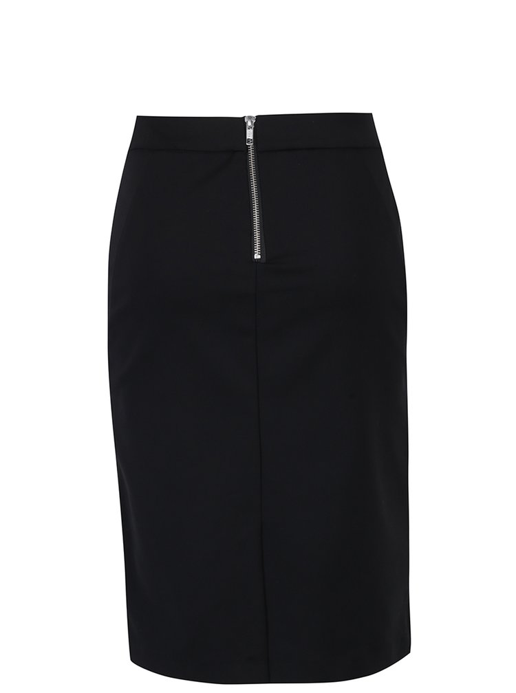 Černá pouzdrová sukně VERO MODA Victoria