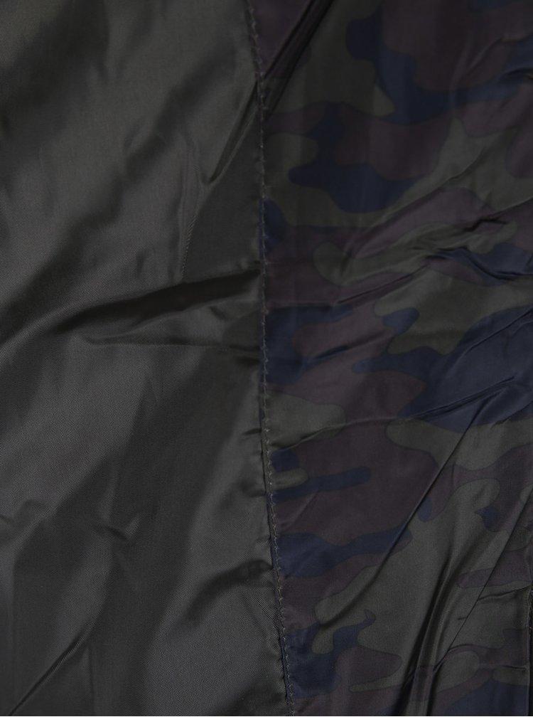 Geacă de iarnă matlasată imprimeu camuflaj - Noisy May Mirja
