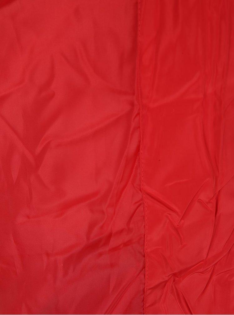 Geacă  de iarnă matlasată roșie - Noisy May Mirja