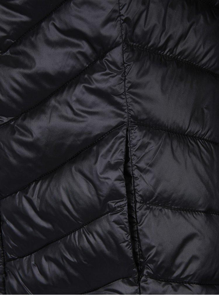 Černá prošívaná bunda Dorothy Perkins