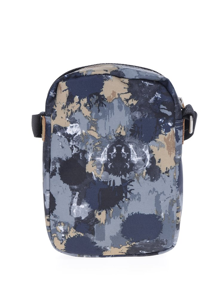 Geanta crossbody gri cu print fantezist The Pack Society