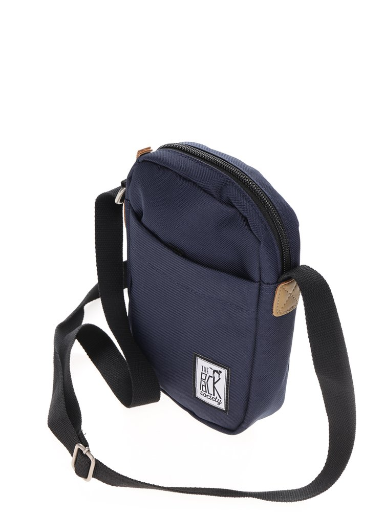 Geanta crossbody bleumarin The Pack Society