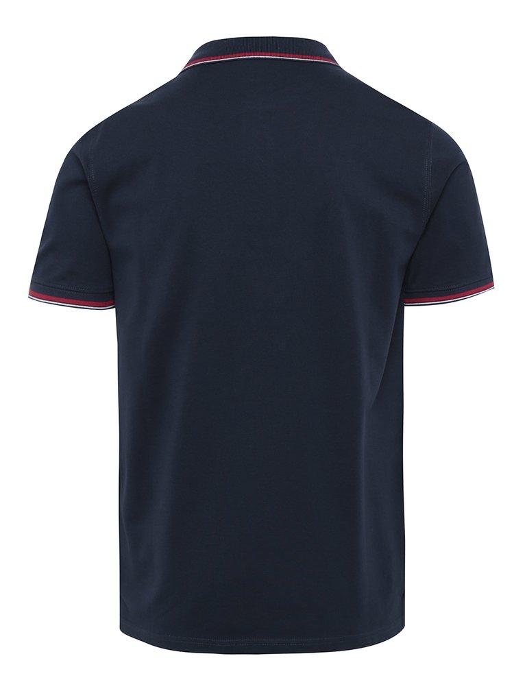 Tmavě modré pánské polo tričko Sergio Tacchini Sergio Polo