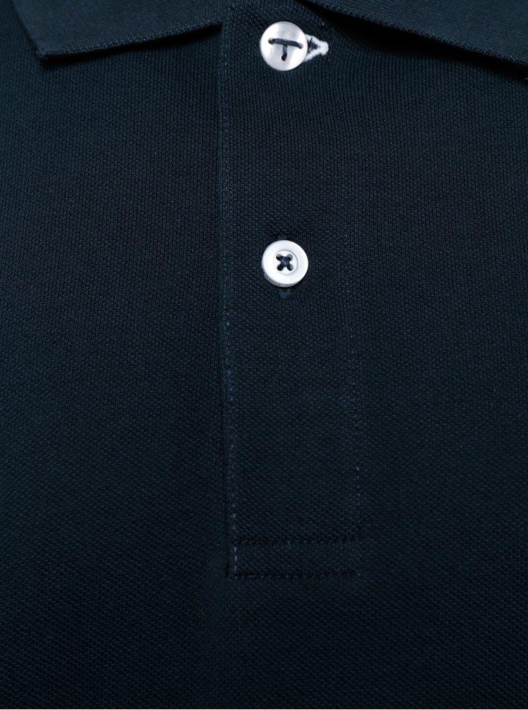 Tricou polo bleumarin pentru bărbați  Sergio Tacchini Polo St