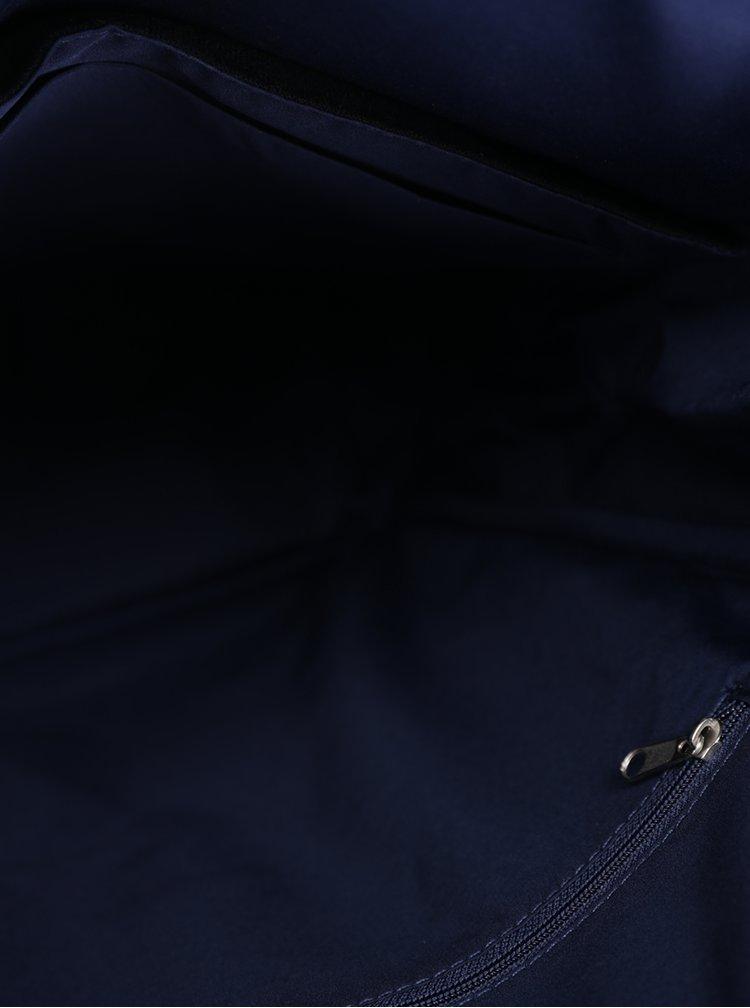 Rucsac albastru din denim The Pack Society 18 l
