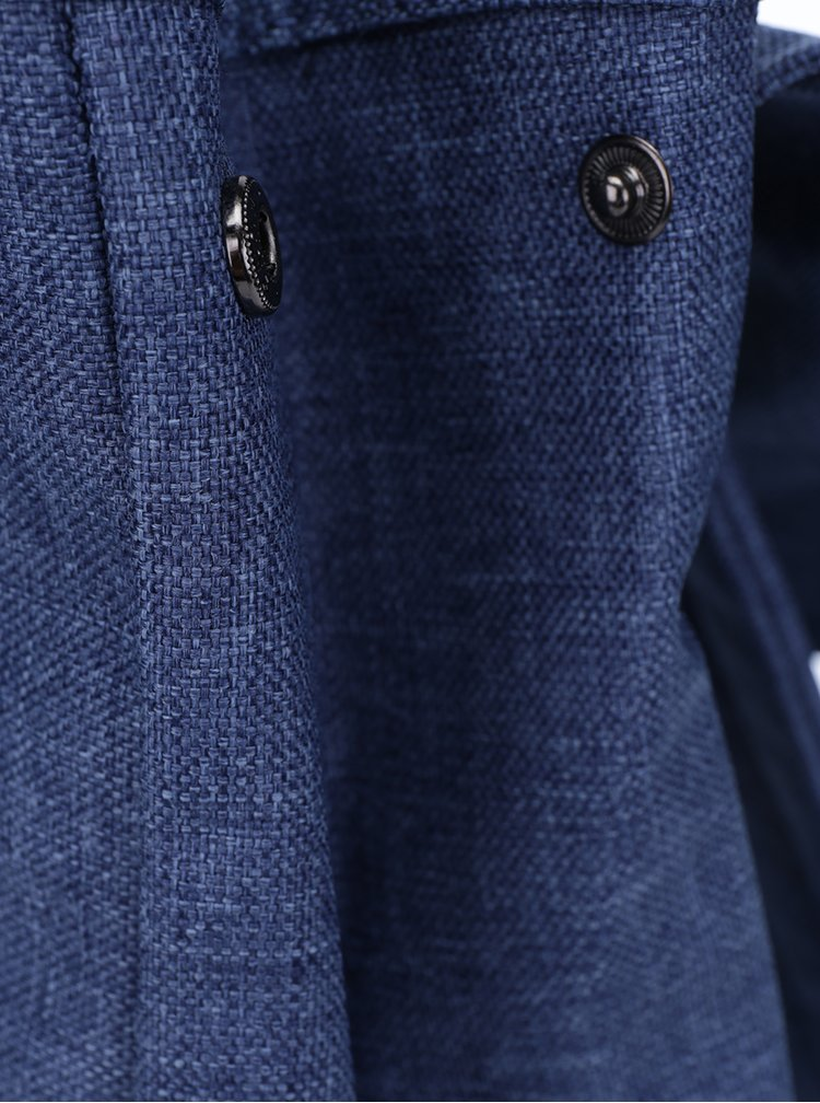 Modrý džínový batoh The Pack Society 18 l