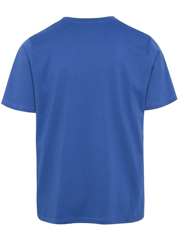 Modré pánské tričko Sergio Tacchini Daiocco
