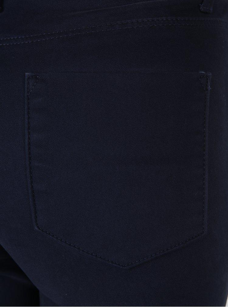 Tmavě modré slim džíny Dorothy Perkins