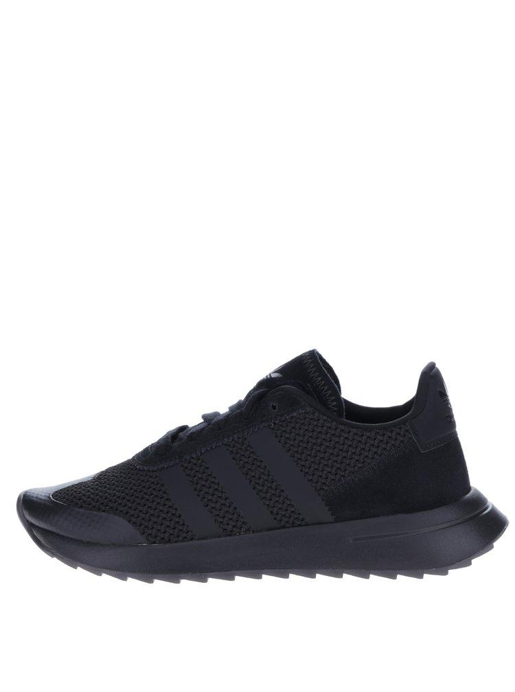 Černé dámské tenisky adidas Originals Flashback