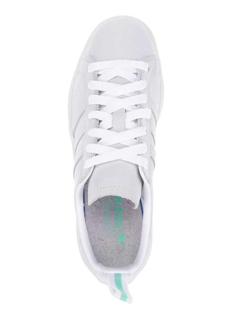 Pantofi sport gri de damă - adidas Originals Campus
