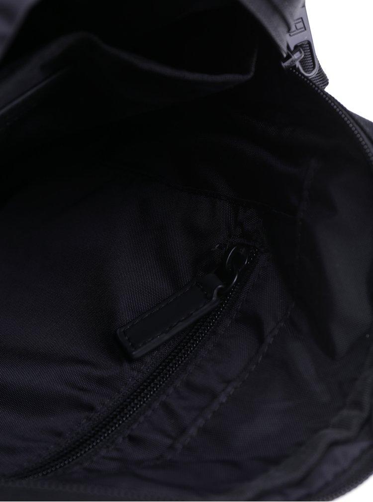 Černá pánská crossbody taška Tommy Hilfiger Tommy Slim Reporter