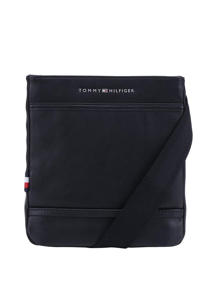 Černá pánská crossbody taška Tommy Hilfiger The City