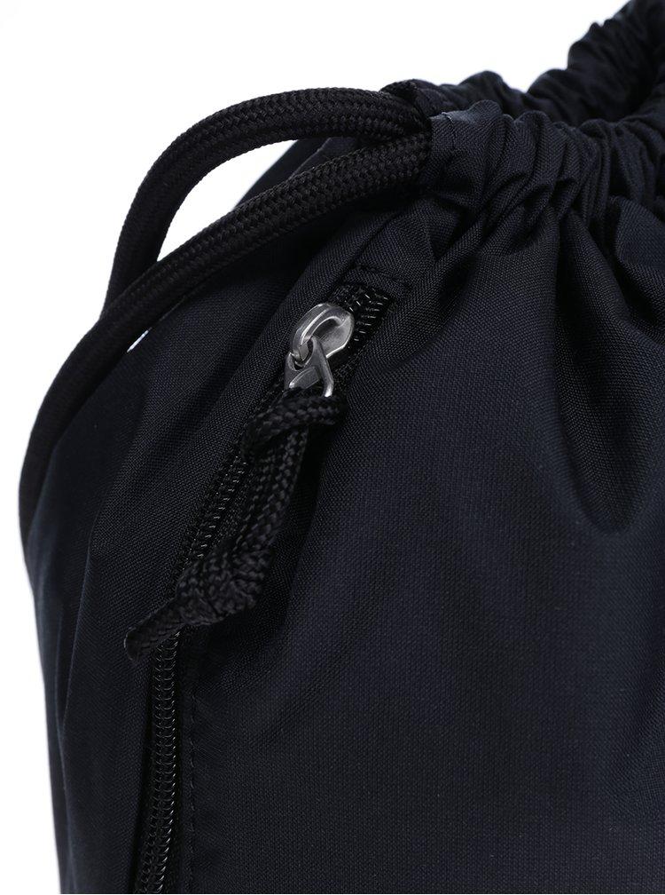 Rucsac negru cu buzunar  Nike Heritage 13 l