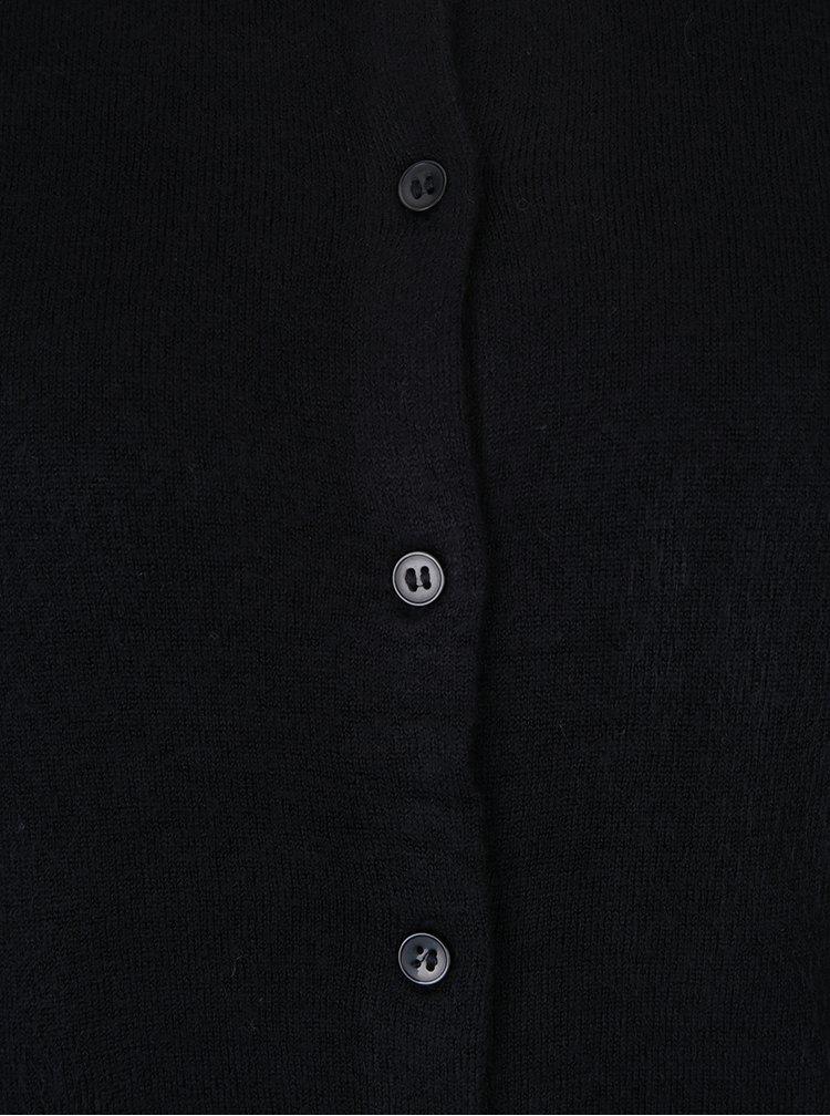 Černý cardigan Jacqueline de Yong Favorite