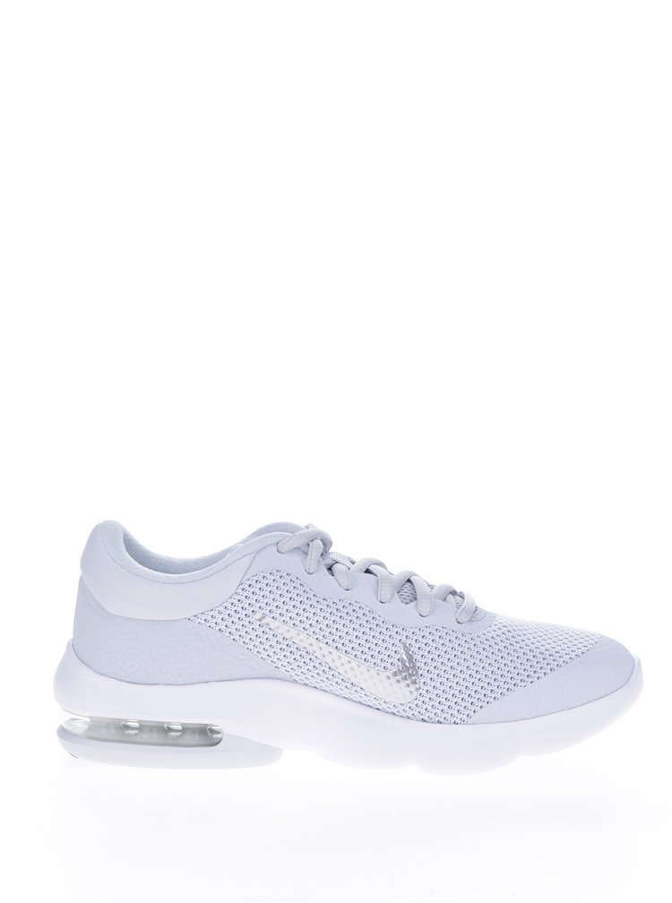 Světle šedé dámské tenisky Nike Air Max Advantage