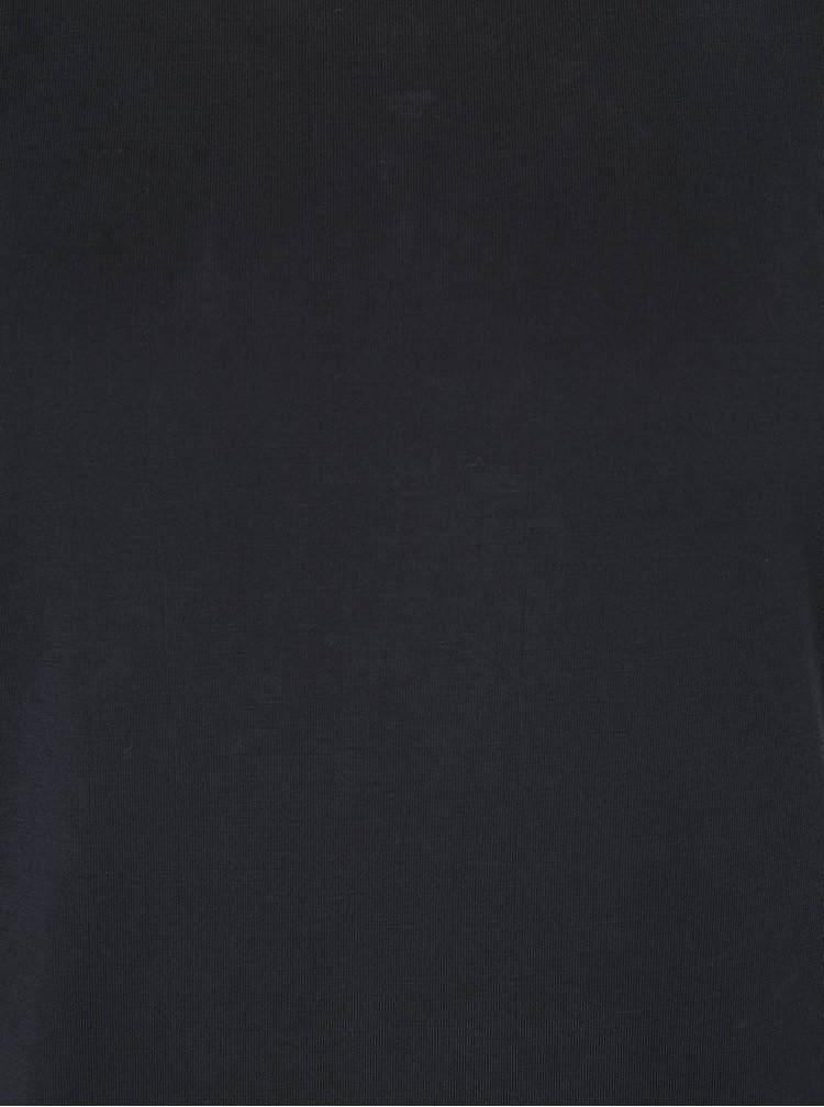 Rochie tubulara gri inchis cu decupaj - ONLY Mary