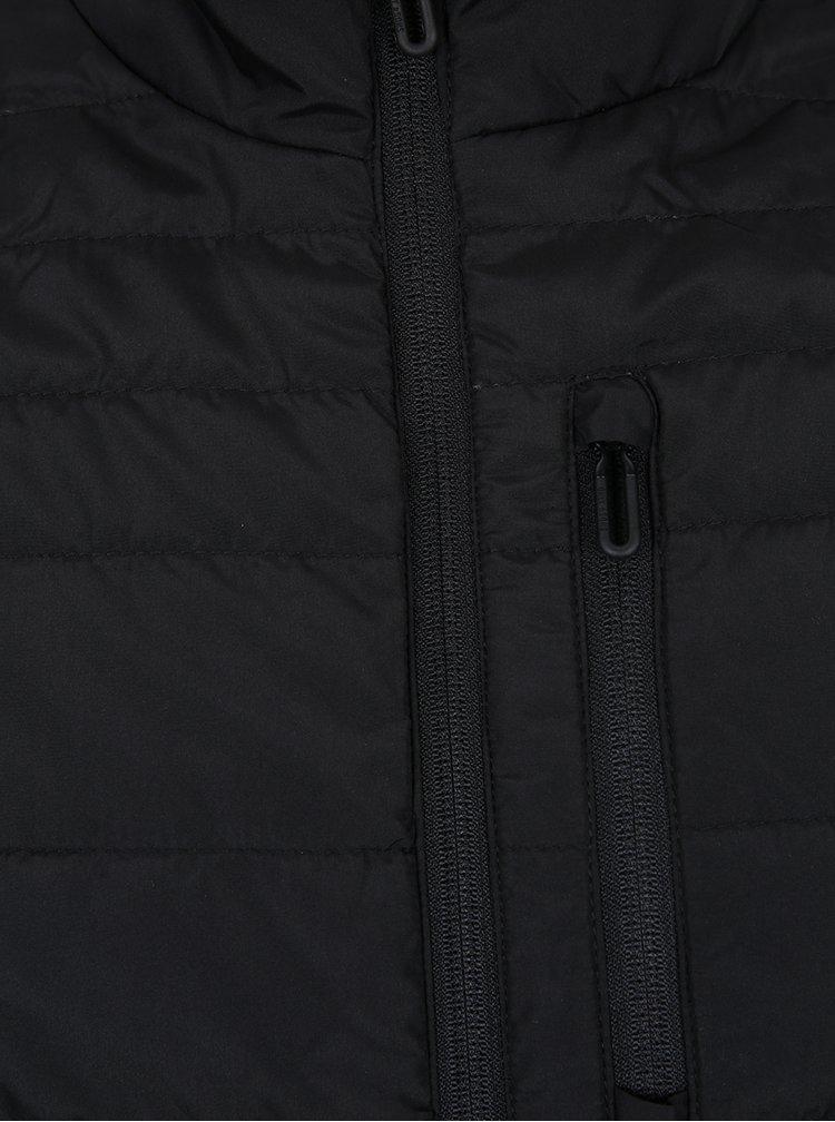 Černá prošívaná vesta ONLY & SONS Ellif