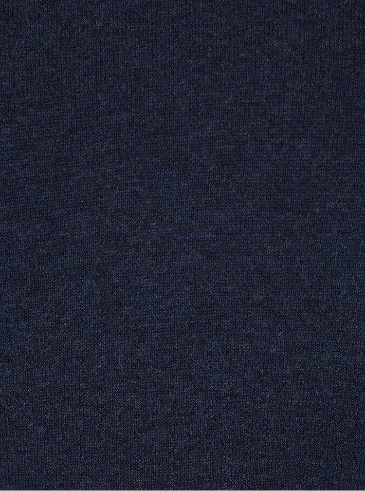 Tmavě modrý lehký svetr ONLY & SONS Alex