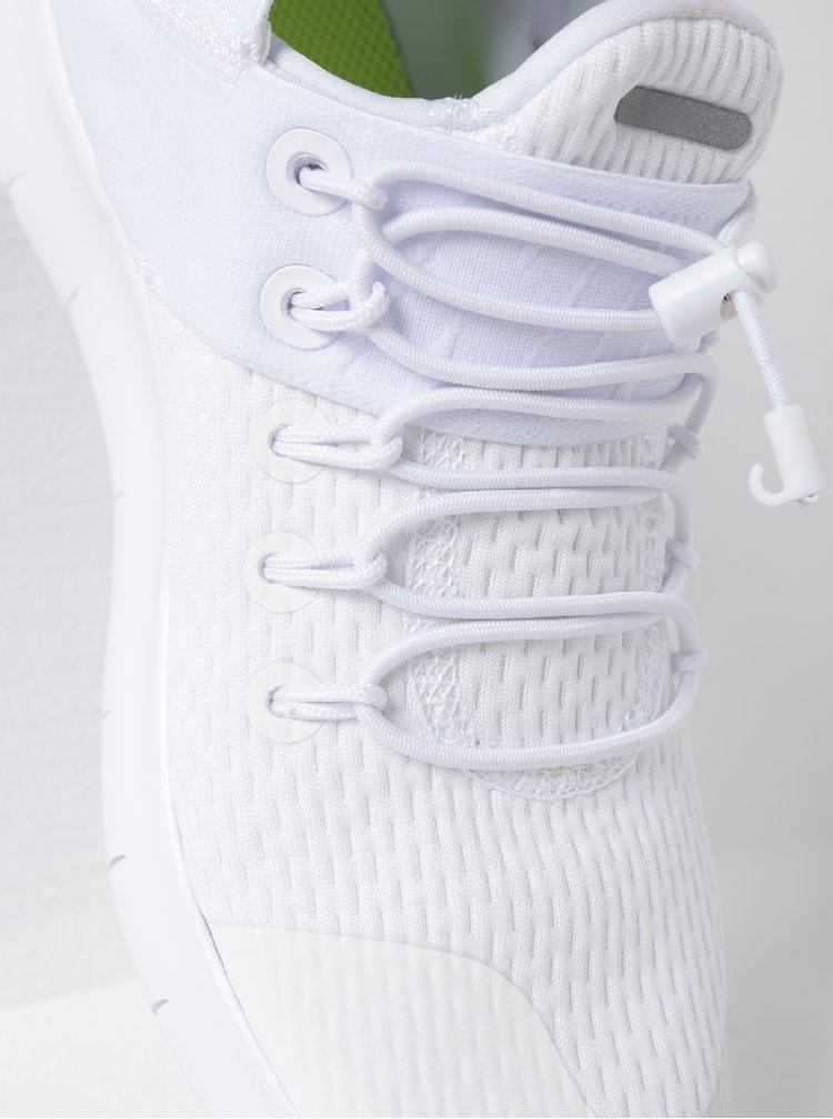 Bílé dámské tenisky Nike Free Commuter