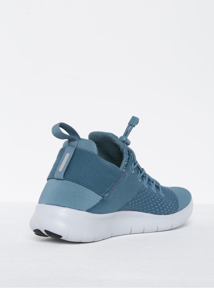 Pantofi sport albastru petrol pentru femei - Nike Free Commuter