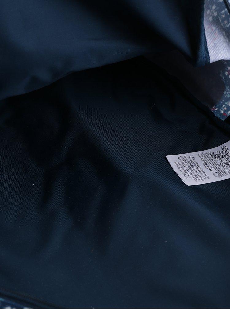 Rucsac albastru cu model geometric - Roxy Carribean