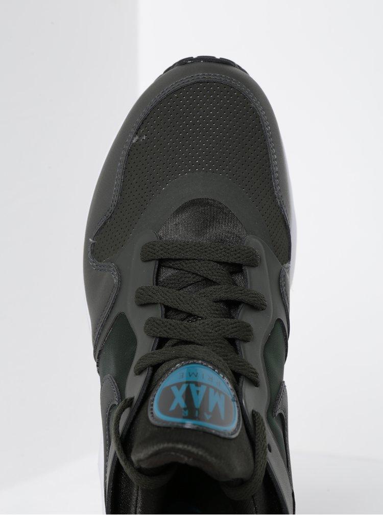 Tmavě zelené pánské tenisky Nike Air Max Prime SL